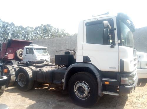 Imagem 1 de 5 de Scania 420 6x4  P 420 6x4 B Pesado