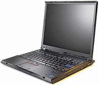Laptop Ibm T43 Con 3gb Ram Hd 40 Usadas Bateria No Carga
