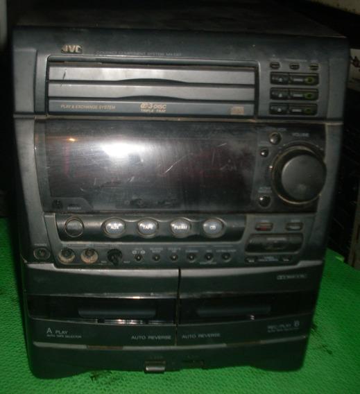 Microsystem Jvc-mx-d 402 T