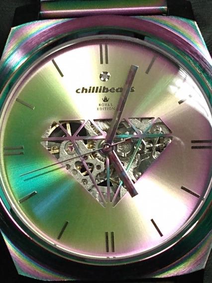 Relógio Automático Chilli Beans (diamante)