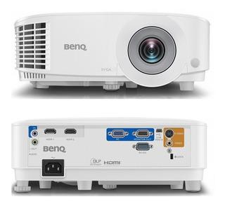 Proyector Benq Ms550 Svga 3600 Lumenes Hdmi Dlp Svga