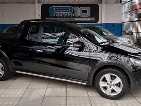 Vw Saveiro Cross 1.6 Flex Cab. Estendida Novíssima