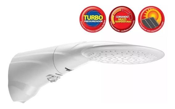 Ducha Advanced Turbo Pressurizador 4t Lorenzetti 220v 7500w