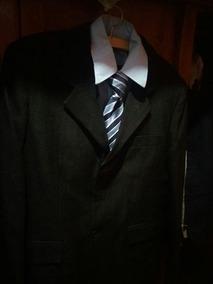Terno Completo Empório + Camisa E Gravata