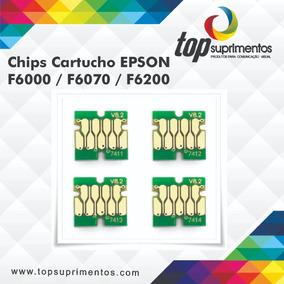 Chip Cartucho F6000 / F6070 / F6200 / F7000
