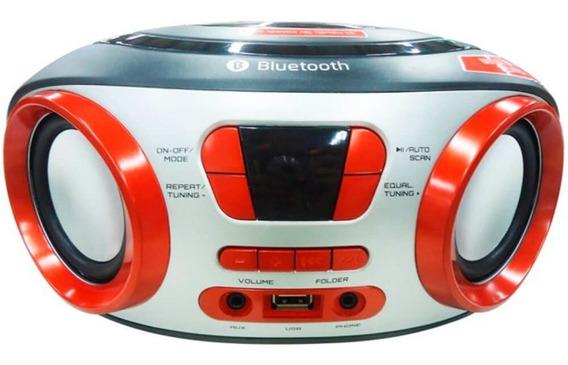 Rádio Mondial Boombox Bx20 Bluetooth