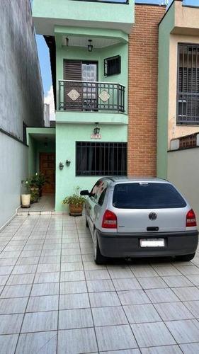 Imagem 1 de 29 de Sobrado Com 3 Dormitórios À Venda, 115 M² Por R$ 742.000,00 - Vila Matilde - São Paulo/sp - So2557