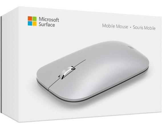 Mouse Surface - Prata - Modelo Kgy-00001 - Lacrado