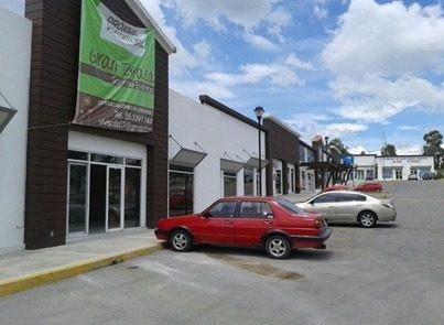 Plaza Comercial En Venta En Urbi Villa Del Rey Huehuetoca.