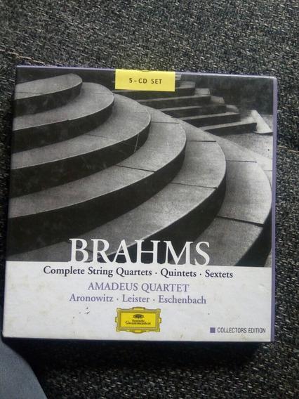 Brahms Box Set 5 Cd