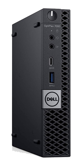 Dell Optiplex 7060m - Core I5 - 8gb Ram - Hd 1tb - Ssd 256gb