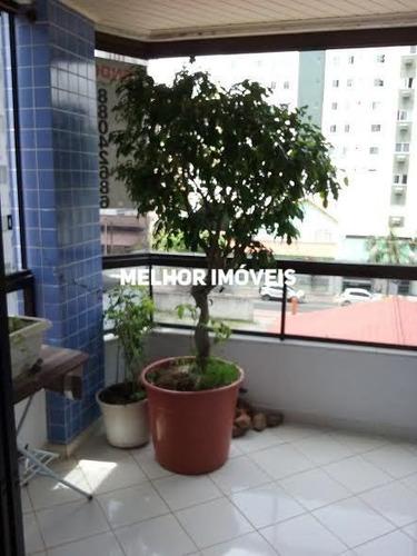 Apartamento 2ª Quadra Do Mar Com 03 Dormitórios Sendo 02 Suítes Em Balneário Camboriú/sc - 932