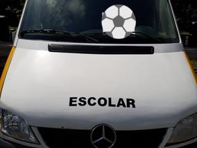 Mercedes-benz Sprinter Van Cdi 413 C/25 Lugares