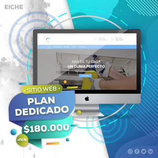 Pagina Web // Desarrollo Dedicado