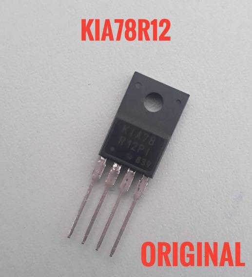 Kia78r12 Original 4 Terminais Lote 5 Peças