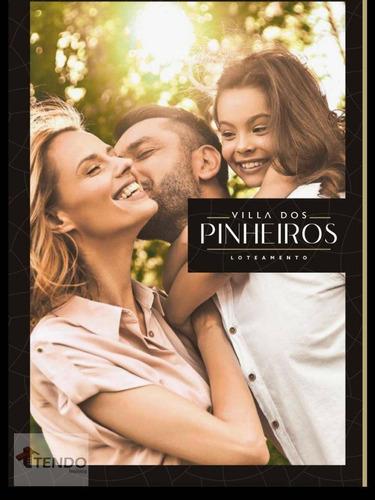 Loteamento À Venda, 677 M² Por R$ 797.664 - Condomínio Villa Dos Pinheiros - Indaiatuba/sp - Te0157