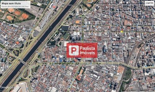 Terreno Para Alugar, 348 M² Por R$ 9.000/mês - Bom Retiro - São Paulo/sp - Te0476
