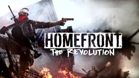 Homefront The Revolution Original Steam Pc Online Frete Grát