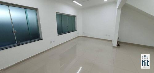 Imagem 1 de 23 de Sobrado Para Alugar, 161 M² Por R$ 5.500,00/mês - Vila Monumento - São Paulo/sp - So0557
