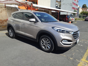 Hyundai Tucson 2.0 Limited At 2017