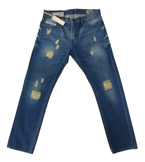 Pantalones Diesel Viker T34x32 Corte Relax Original Man New