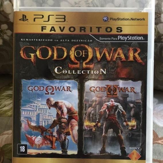 God Of War Collection Para Ps3 Usado