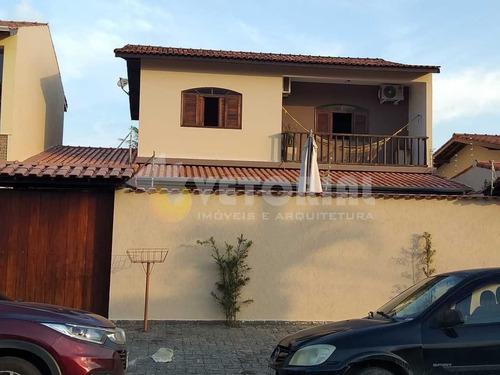 Imagem 1 de 28 de Sobrado Com 3 Dormitórios À Venda, 283 M² Por R$ 850.000,00 - Pontal De Santa Marina - Caraguatatuba/sp - So0351