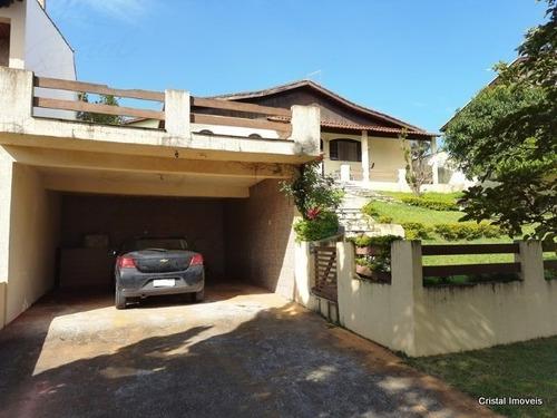 Imagem 1 de 19 de Casa Para Venda, 3 Dormitórios, Granja Viana - Cotia - 23581