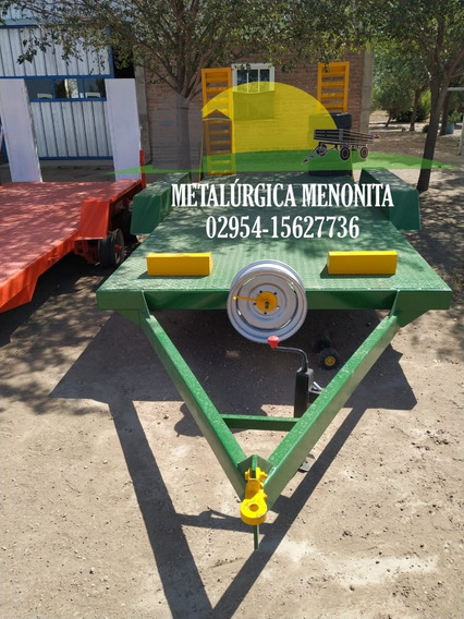 Trailer Playo Reforzado Metalpamp