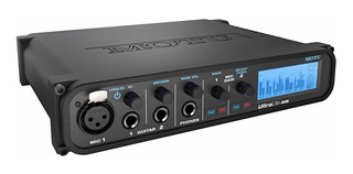 Placa Audio Motu Ultralite Avb Audio Placa ®