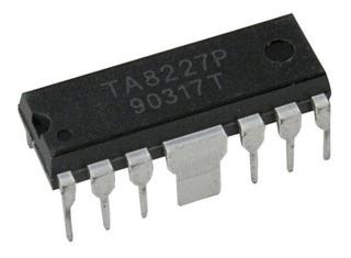 Ta8227p Ta8227 Ta 8227 Amplificador De Audio