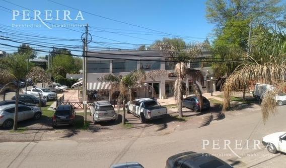Oportunidad Edificio Comercial En Pilar - Venta Con Renta.
