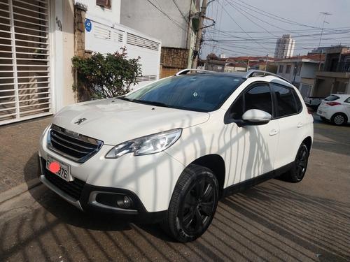 Peugeot 2008 2015 1.6 16v Griffe Flex Aut. 5p