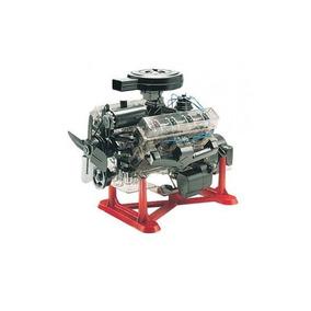 Kit Para Montagem Motor V8 Revell 1:4 Rev858883