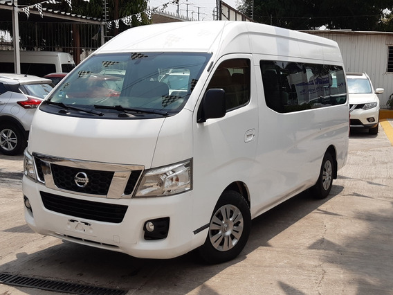 Nissan Nv350 Urvan 12 Pasajeros 2015