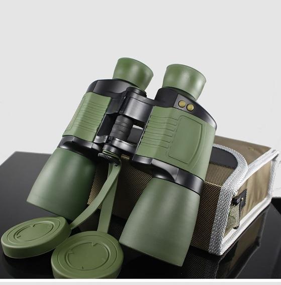 Binoculotelescópio Militar Bak4 Portátil 10x50