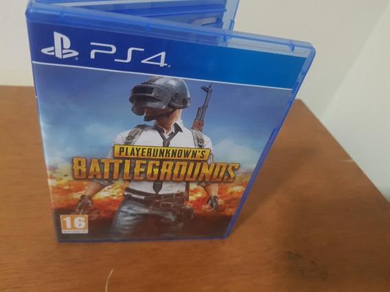 Battlegrounds Usado Original Ps4 Mídia Física