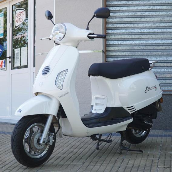Motomel Strato Euro 150 Scooter Automatica - Puerto Motos