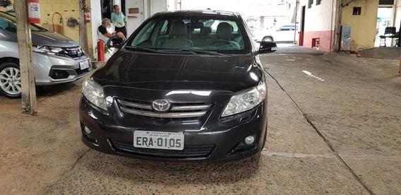 Toyota Corolla 1.8 Se-g 16v 4p Automatico Blindado