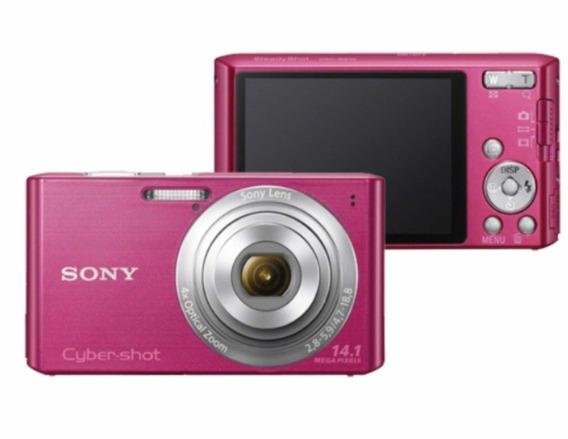 Camara Sony 14.1 Mp Dscw610 Varios Colores