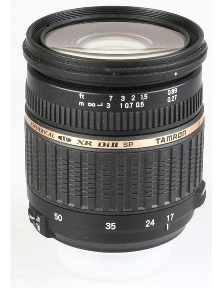 Objetiva Tamron Af 17-50mm F2.8 Di Ii Sp Para Nikon