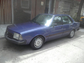 Renault R18 Gxe 1990 Gnc Aire Full