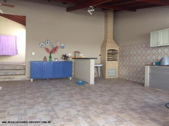 Casa Para Venda Em Presidente Prudente, Vila Machadinho, 4 Dormitórios, 1 Suíte, 5 Banheiros, 5 Vagas - 780126