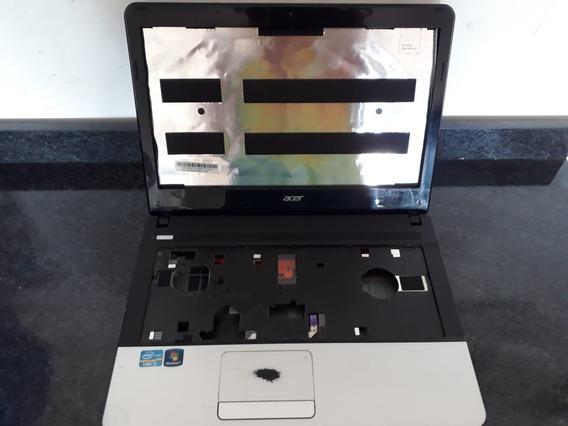 Carcaça Completa P/ Acer Aspire E1 Series #c253
