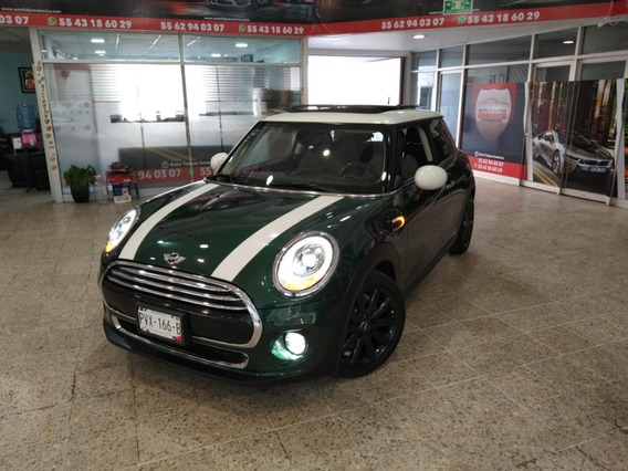 Mini Cooper 1.5 Chili At 2017 Documentos Originales Todo Pag