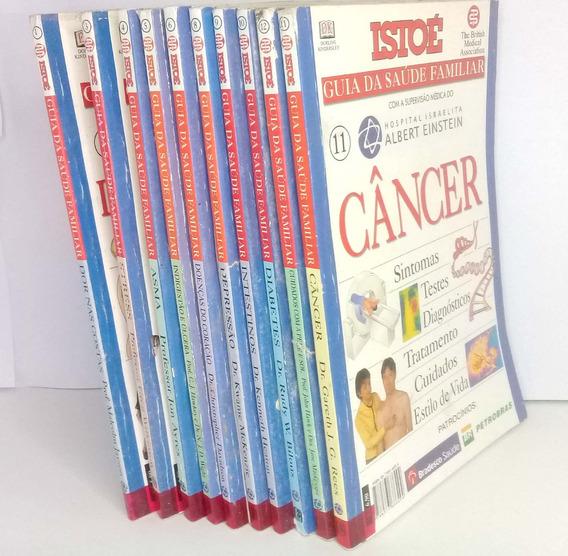 Isto É - Guia Da Saúde Familiar - 10 Volumes
