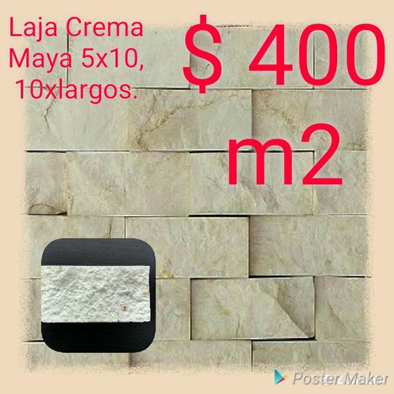 Laja De Cantera Crema Maya