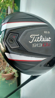 Driver Titleist 913 D2 10.5 R 9/10