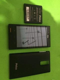 Celular Philco Phone 500 Original Ler Anunciou