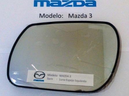 Espejo Luna Mazda 3 Y 6 Piloto Y Copiloto